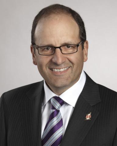 Claude Tessier, nouvellement nommé Président, Exploitation IGA de Sobeys Inc. (Groupe CNW/SOBEYS INC.)