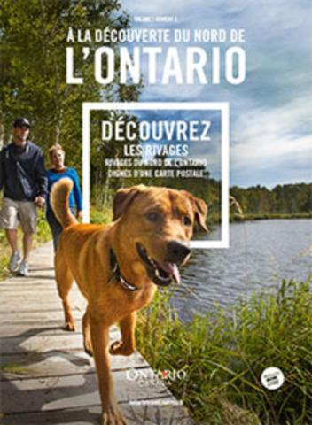 Découvrez les rivages - Rivages du Nord de l'Ontario dignes d'une carte postale  (Groupe CNW/Société du Partenariat ontarien de marketing touristique)