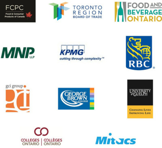 GTA Food and Beverage Cluster Steering Committee (CNW Group/Food and Consumer Products of Canada)