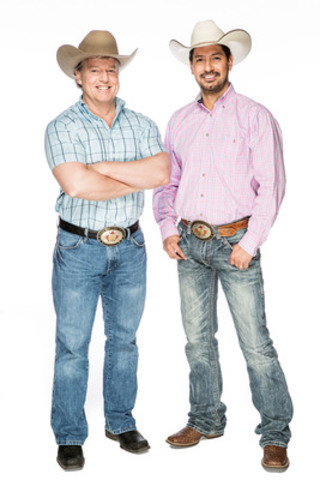 L to R: Jamie and Pierre (CNW Group/CTV)