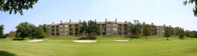 Laguna Luxury Apartments adjoining Prestonwood Country Club (CNW Group/Pure Multi-Family REIT LP)