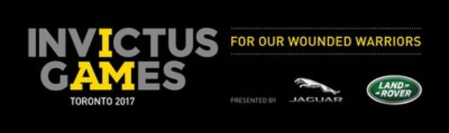 Invictus Games Toronto 2017 logo (CNW Group/Invictus Games Toronto 2017)