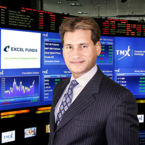 Bhim D. Asdhir, President and Chief Executive Officer, Excel Funds Management Inc. (CNW Group/Excel Funds Management Inc.)
