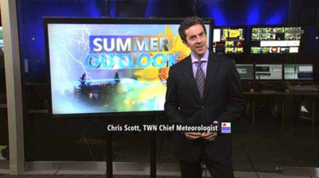 Video: The Weather Network shares Summer Outlook