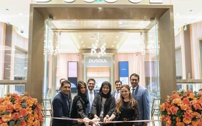 مجوهرات دوسول من مجموعة دهماني للمجوهرات تطلق متجراً جديداً لها في مول الإمارات