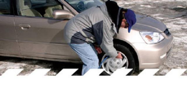 Vérifiez la pression des pneus au moins une fois par mois. (Groupe CNW/Transports Canada)