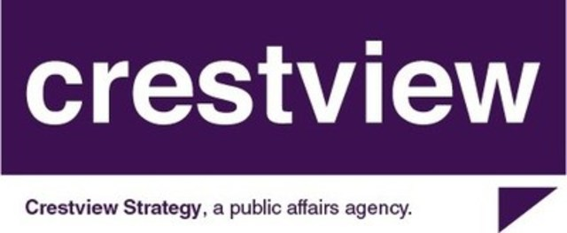 Logo: Crestview Strategy Inc. (CNW Group/Crestview Strategy Inc.)