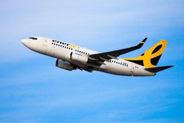 Enerjet 737 (CNW Group/Enerjet)
