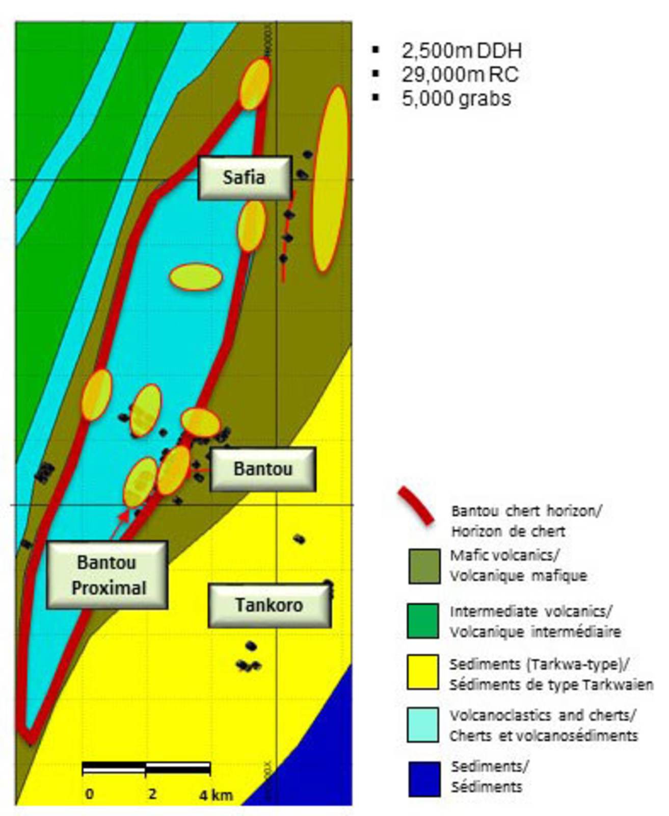Figure 4. 2019 Exploration Program