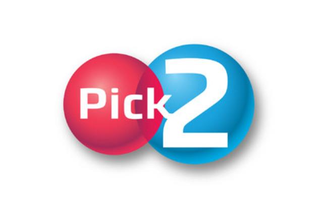 OLG lance le nouveau jeu de loterie quotidien PICK 2 (Groupe CNW/OLG)