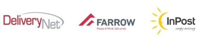 Delivery Net; Farrow; InPost (CNW Group/Farrow)