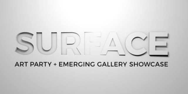 SURFACE (CNW Group/The Black Cat Artspace)