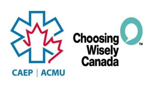 Logo: Canadian Association of Emergency Physicians (CNW Group/Canadian Association of Emergency Physicians)