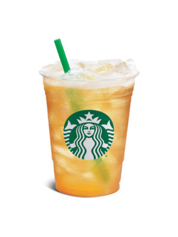 thé noir pétillant Teavana® à la tangerine (Groupe CNW/Starbucks Coffee Canada)