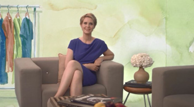 Video: Cynthia Nixon of Sex and The City fame speaks about her experience with rosacea