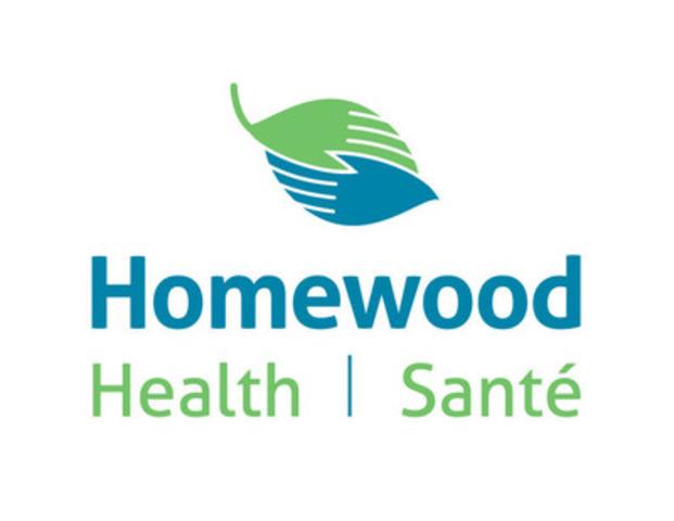 Homewood Santé inc. (Groupe CNW/Homewood Health Centre)