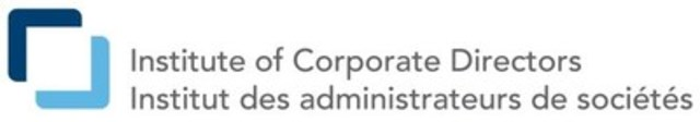 Institute of Corporate Directors (ICD) (CNW Group/Institute of Corporate Directors (ICD))