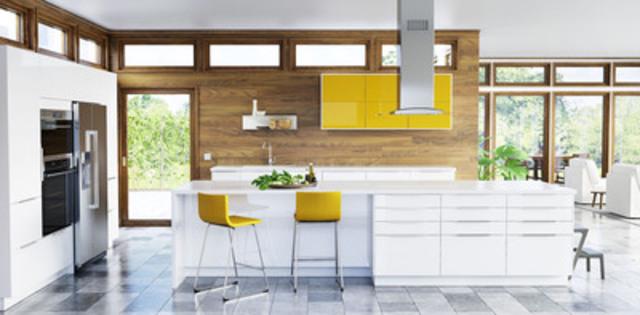 CNW | IKEA Canada lance un nouveau système de cuisine