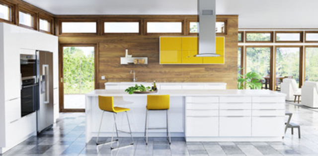cnw ikea canada lance un nouveau syst me de cuisine. Black Bedroom Furniture Sets. Home Design Ideas