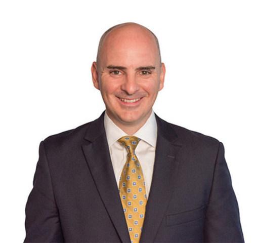 Michael Martel, Directeur général, State Street Global Advisors (Groupe CNW/La Société de Gestion AGF Limitée)