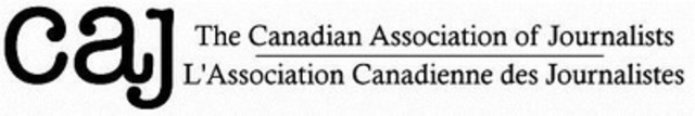 Canadian Association of Journalists (CNW Group/Canadian Association of Journalists)