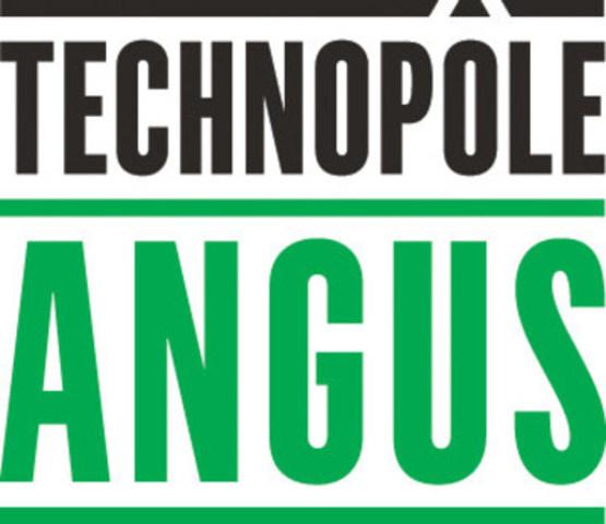 Logo : Technopôle Angus (Groupe CNW/Technopôle Angus)
