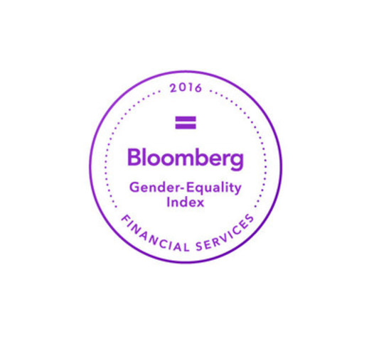 Bloomberg Financial Services Gender-Equality Index (CNW Group/CIBC)