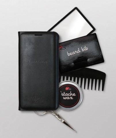 Virgin Mobile Canada's FaceCase Beard Edition™ (CNW Group/Virgin Mobile Canada)