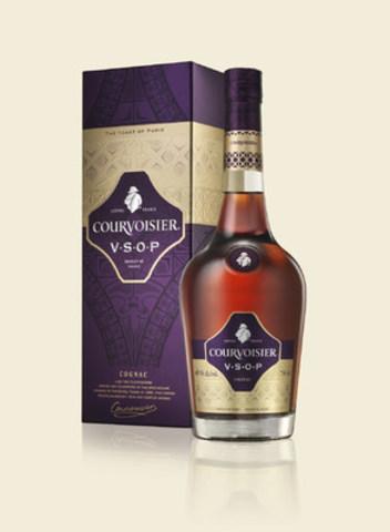 Le cognac Courvoisier V.S.O.P. (Groupe CNW/Courvoisier)