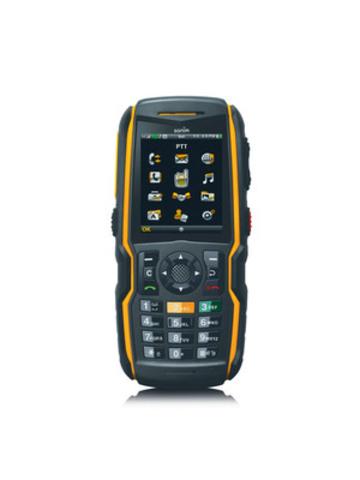 SONIM BOLT XP5560 disponible exclusivement sur le réseau Appuyer-pour-Parler national de Bell. (Groupe CNW/Bell Canada)