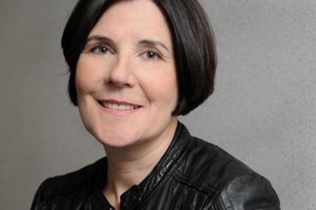 Sylvie Gagnon, directrice générale, TECHNOCompétences. (Groupe CNW/TECHNOCompétences)
