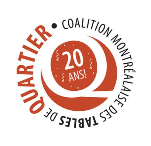 Logo: Coalition Montréalaise des Tables de Quartier (Groupe CNW/Coalition Montréalaise des Tables de Quartier)