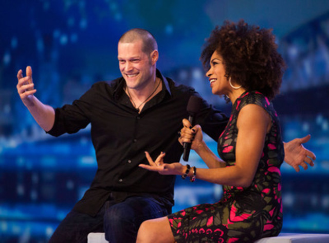 Andrew Monaghan evicted from Big Brother Canada house (CNW Group/Shaw Media)