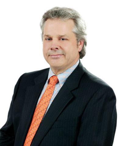 Le nouveau directeur general de la Fondation, M. Paul Bergeron. (Groupe CNW/Fondation de l'Hôpital du Sacré-Coeur de Montréal)