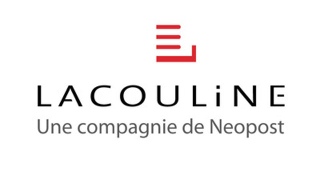 LACOULINE, Une compagnie de Neopost (CNW Group/NEOPOST CANADA)