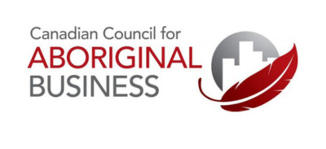 The Canadian Council for Aboriginal Business (CNW Group/The Canadian Council for Aboriginal Business)