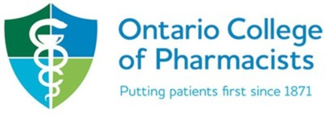 Ontario College of Pharmacists (CNW Group/Ontario College of Pharmacists)