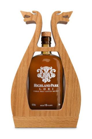 Highland Park Loki bottle (CNW Group/BEAM Global Canada Inc.)