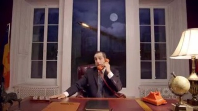 Video: Parody of President Trump's first official video at the White House