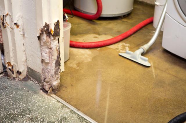 Les systèmes antiretour électropneumatiques sont des appareils automatisés : lorsque le capteur détecte un refoulement d'égout sanitaire, le panneau de contrôle déclenche le gonflement du ballon afin d'étanchéifier rapidement la conduite. Ils peuvent ainsi prévenir de graves dégâts d'eau dans les sous-sols et faire économiser aux propriétaires des milliers de dollars en réparations. (Groupe CNW/Conseil canadien des normes)