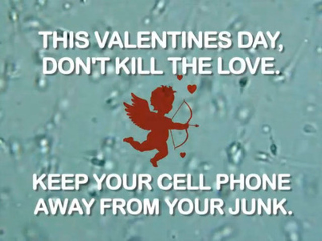 C4ST urges Canadians to keep their sperm safe this Valentine's Day