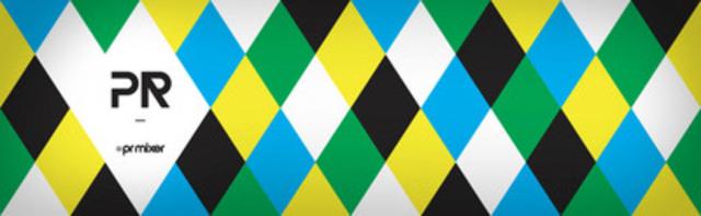 Nouvelle image de marque du #PRmixer (Groupe CNW/#PRmixer)