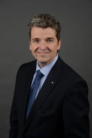 Luc Ménard, chef de l'exploitation, Desjardins Entreprises Capital régional et coopératif Desjardins (Groupe CNW/Desjardins Capital de risque)