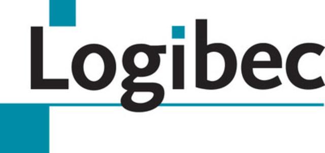 Logo : Logibec (Groupe CNW/Logibec)