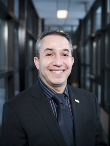 Karim Zaghib, Manager - Energy Storage and Conversion, at Hydro-Québec. (CNW Group/Hydro-Québec)