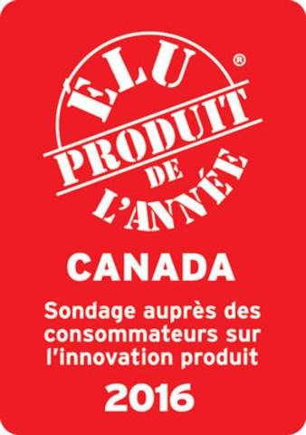 La Carte de crédit Remises Tangerine a été votée comme Produit de l'année par les consommateurs dans la catégorie des services financiers. (Groupe CNW/Tangerine)