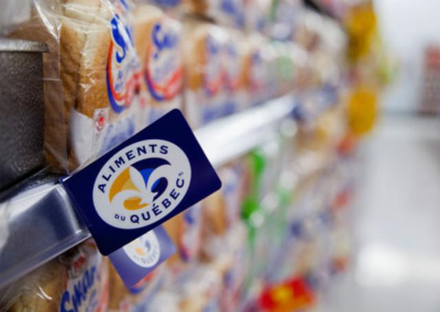Aliments du Québec (Groupe CNW/Walmart Canada)