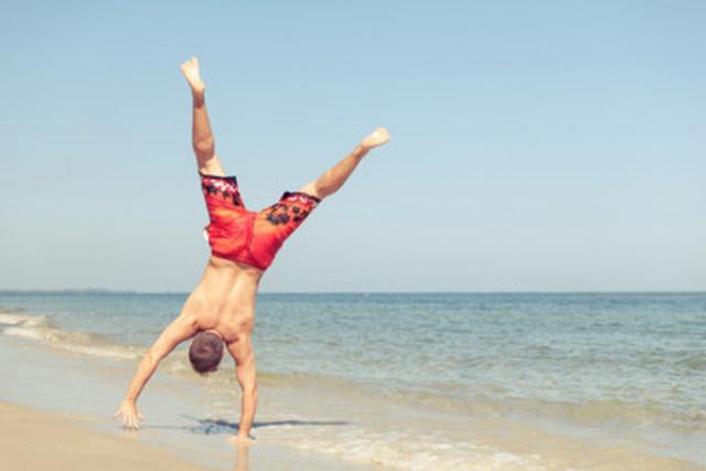 Plongez dans une des grandes destinations aquatiques du Canada cet été (Groupe CNW/Choice Hotels Canada Inc.)