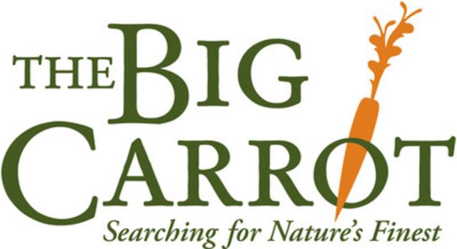 Big Carrot Natural Food Market logo (CNW Group/The Big Carrot Natural Health Market)