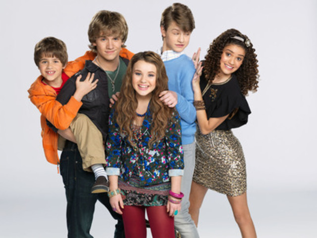 Life with Boys (CNW Group/YTV CANADA INC.)